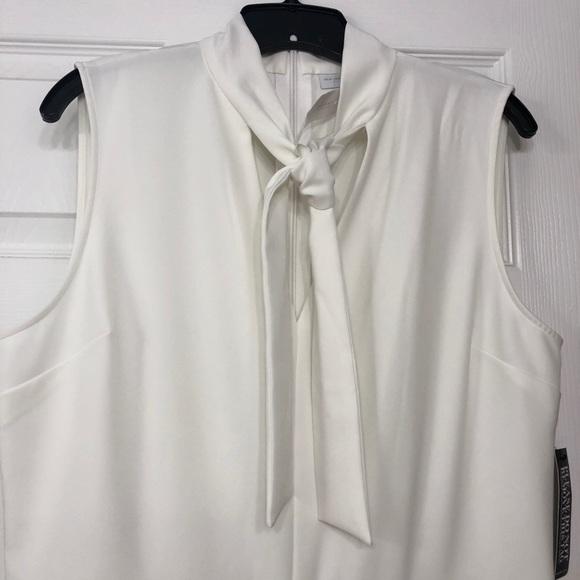New York Company Pants New York Company White New Jumpsuit